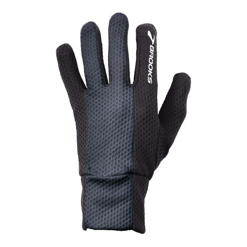 Brooks Pulse Lite Glove II Handwear - Black/Anthracite XL