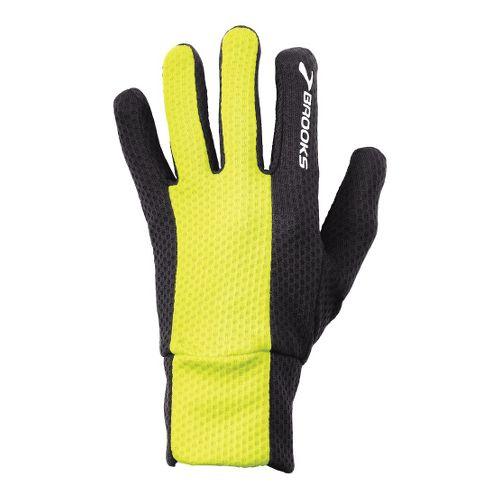 Brooks Pulse Lite Glove II Handwear - Black/Nightlife S