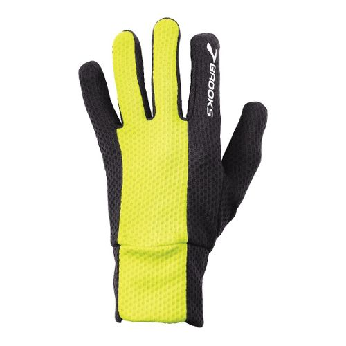 Brooks Pulse Lite Glove II Handwear - Black/Nightlife XL