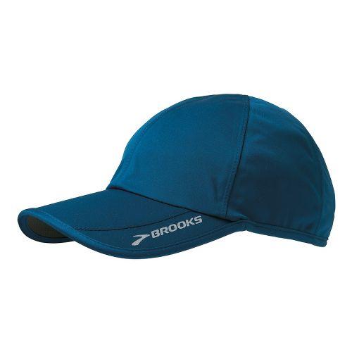 Brooks Speed Play Hat Headwear - Poseidon