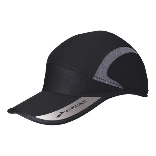 Brooks HVAC Mesh Hat Headwear - Black