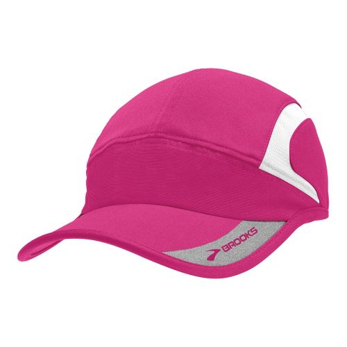 Brooks HVAC Mesh Hat Headwear - Fuchsia