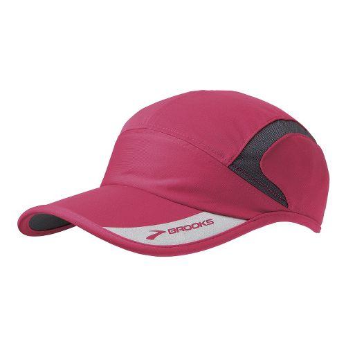 Brooks HVAC Mesh Hat Headwear - Heather Jam