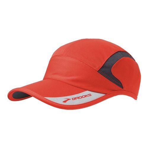 Brooks HVAC Mesh Hat Headwear - Heather Mars