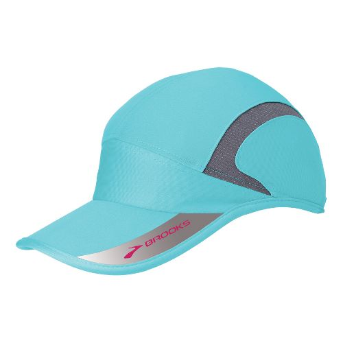 Brooks HVAC Mesh Hat Headwear - Helium