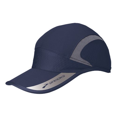 Brooks HVAC Mesh Hat Headwear - Midnight