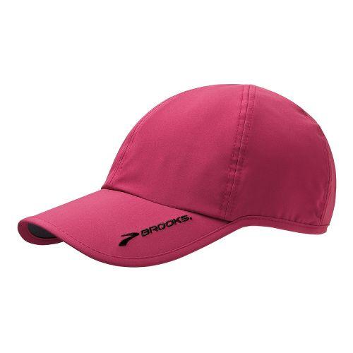 Brooks Brooks Hat II Headwear - Heather Jam
