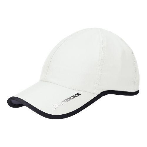 Brooks Brooks Hat II Headwear - White