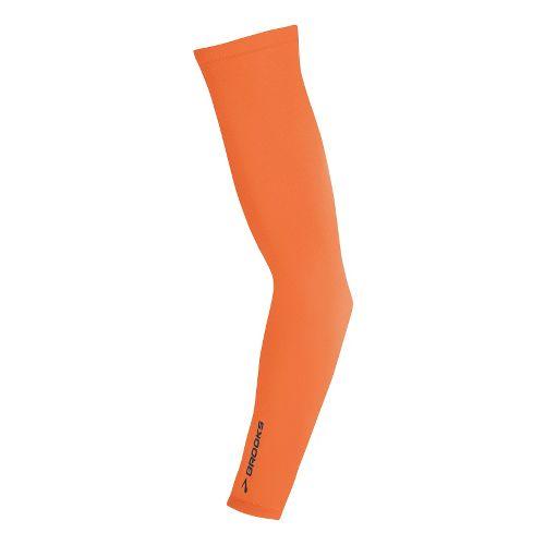 Brooks Race Day Armwarmer Handwear - Brite Orange XS/S