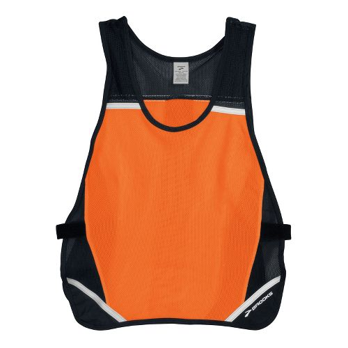Brooks Nightlife Reflective Vest II Safety - Brite Orange S/M