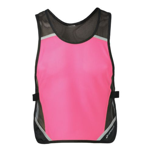 Brooks Nightlife Reflective Vest II Safety - Brite Pink L/XL