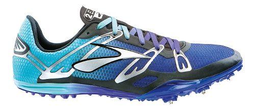 Brooks 2 ELMN8 Track and Field Shoe - Deep Blue/Radiance 13