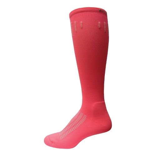 Brooks Compression Knee High Injury Recovery - Brite Pink M