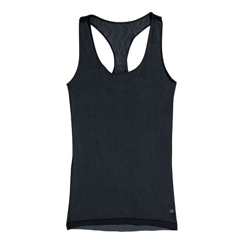 Womens Brooks PureProject Seamless Tanks Technical Tops - Black M