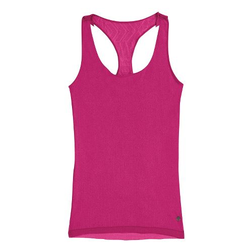 Womens Brooks PureProject Seamless Tanks Technical Tops - Fuchsia M