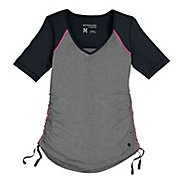 Womens Brooks PureProject Short Sleeve Technical Tops