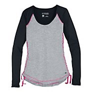 Womens Brooks PureProject Long Sleeve No Zip Technical Tops