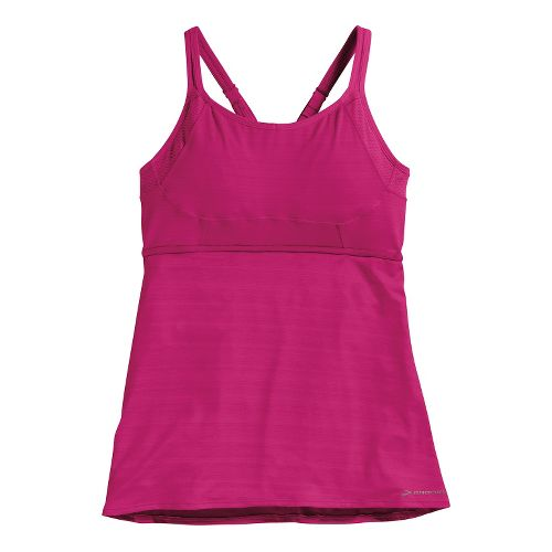 Womens Brooks Infiniti Support Tank A/B Bras - Fuchsia M