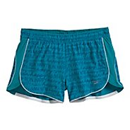 "Womens Brooks Epihpany 3.5"" Stretch III SE Lined Shorts"