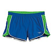 "Womens Brooks Epiphany 3.5"" Stretch III Lined Shorts"