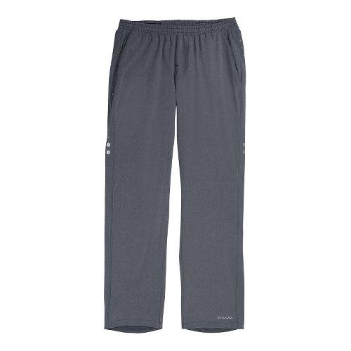 Mens Brooks PureProject Full Length Pants - Graphite/Heather XXL