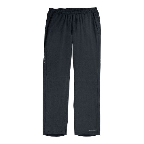 Mens Brooks PureProject Full Length Pants - Heather Black XL