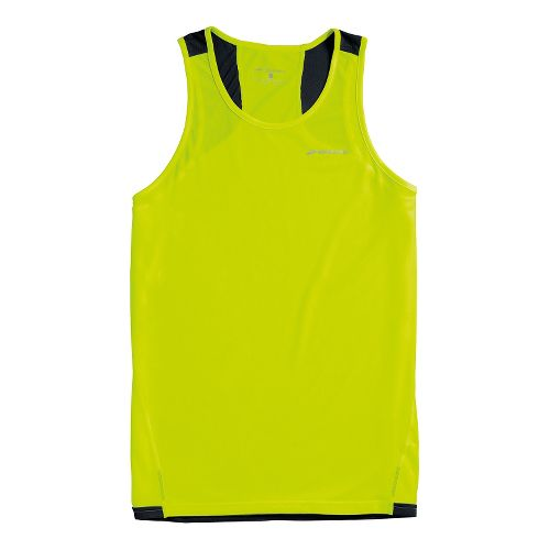 Mens Brooks Rev III Singlets Technical Tops - Nightlife M