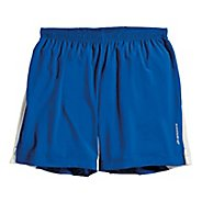 "Mens Brooks Sherpa IV 7"" Lined Shorts"