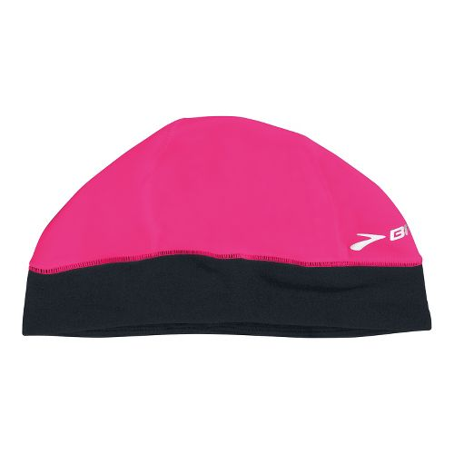 Brooks Infiniti Beanie II Headwear - Brite Pink/Black