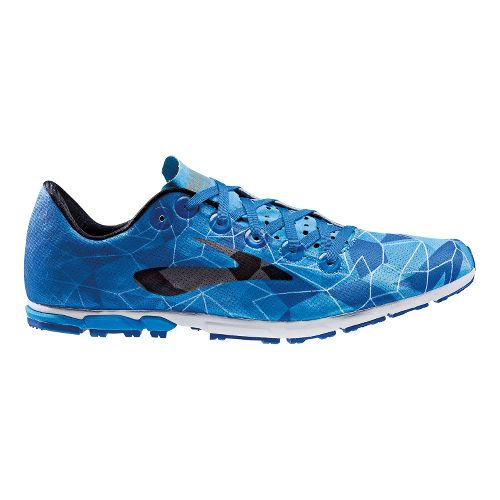 Mens Brooks Mach 16 Spikeless Cross Country Shoe - Aquarius 12.5