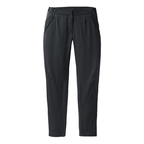 Womens Brooks PureProject Shelter Full Length Pants - Black S