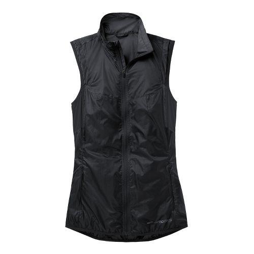 Womens Brooks LSD Lite II Running Vests - Black M