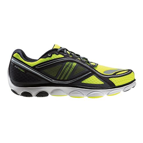 Mens Brooks PureFlow 3 Nightlife Running Shoe - Nightlife/Black 11.5