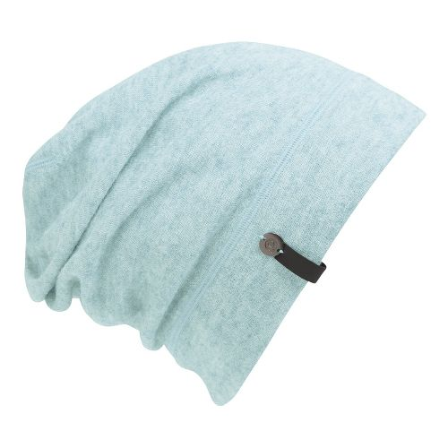 Brooks PureProject Beanie Headwear - Heather Sea Breeze