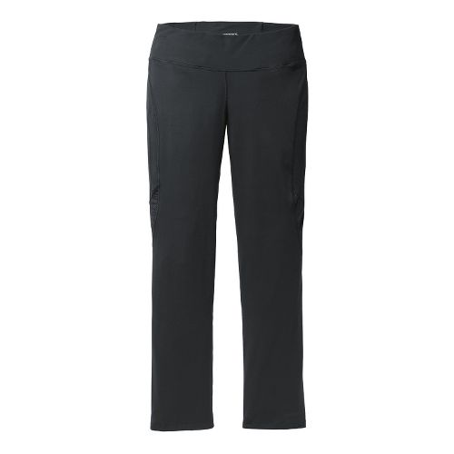 Womens Brooks Utopia Thermal II Full Length Pants - Black XS