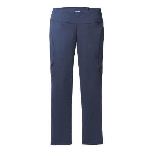 Womens Brooks Utopia Thermal II Full Length Pants - Midnight XS