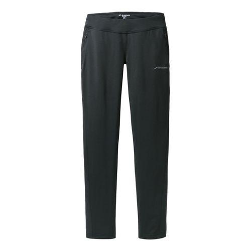 Womens Brooks Spartan Pant III - Tall Full Length Pants - Black M