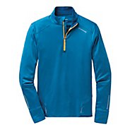 Mens Brooks Infiniti 1/2 Zip II Technical Tops
