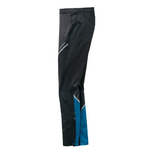 Mens Brooks Infiniti III Fitted Tights - Black/Baltic M