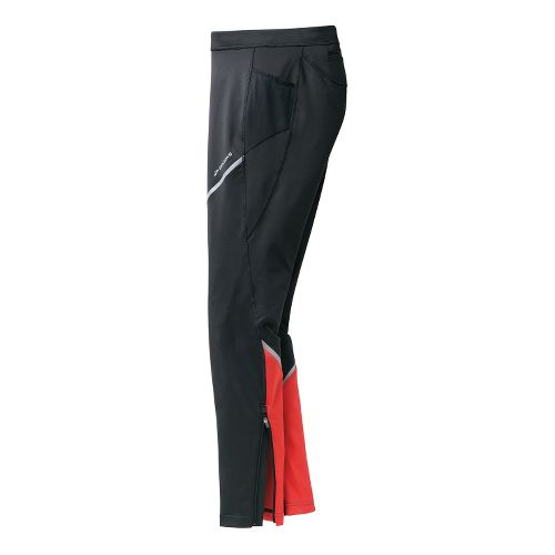 Mens Brooks Infiniti III Fitted Tights - Black/Mars S