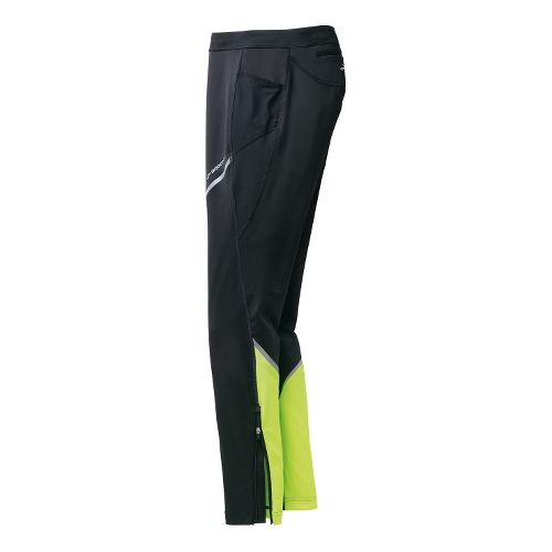 Mens Brooks Infiniti III Fitted Tights - Black/Nightlife XXL