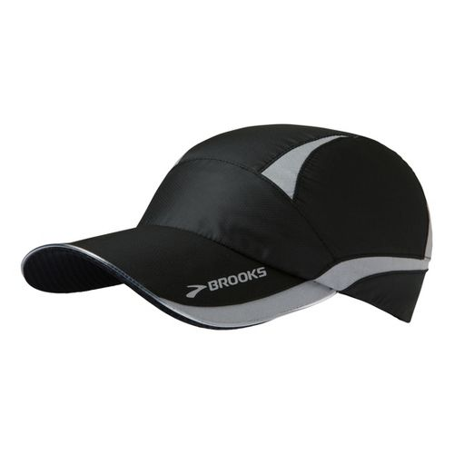Brooks Nightlife Hat III Headwear - Black