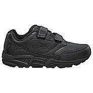 Mens Brooks Addiction Walker V-Strap Walking Shoe - Black 7