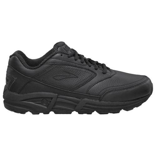 Mens Brooks Addiction Walker Walking Shoe - Black 8
