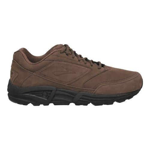 Mens Brooks Addiction Walker Walking Shoe - Brown 15