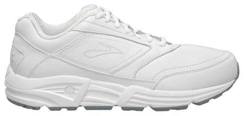Womens Brooks Addiction Walker Walking Shoe - White 9
