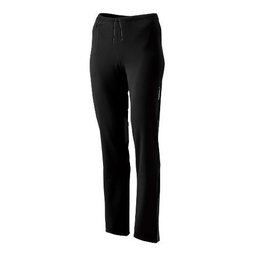 Womens Brooks Vapor-Dry 2 Pant Cold weather Pants - Black XS