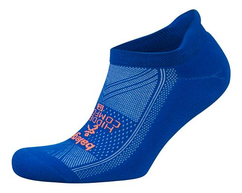 Balega Hidden Comfort Single Socks - Neon Blue M