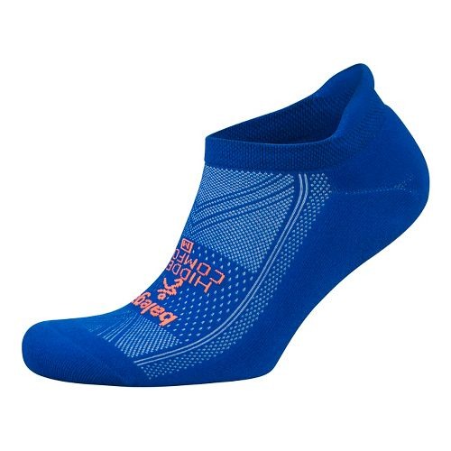 Balega Hidden Comfort Single Socks - Neon Blue S