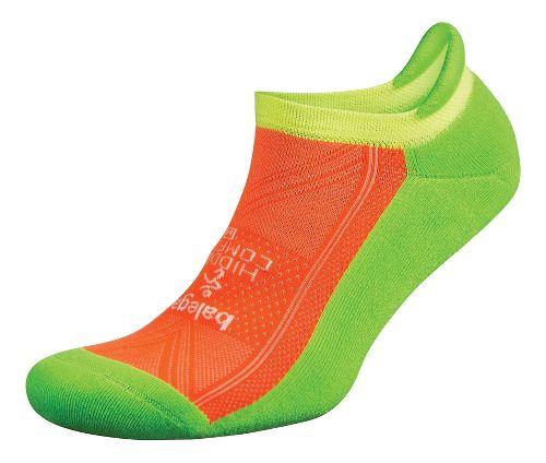 Balega Hidden Comfort Single Socks - Multi Neon S